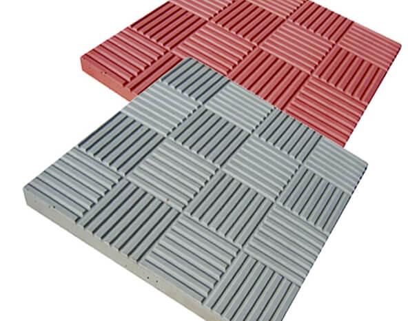 плитка тротуарная 400х400х50 цена за штуку